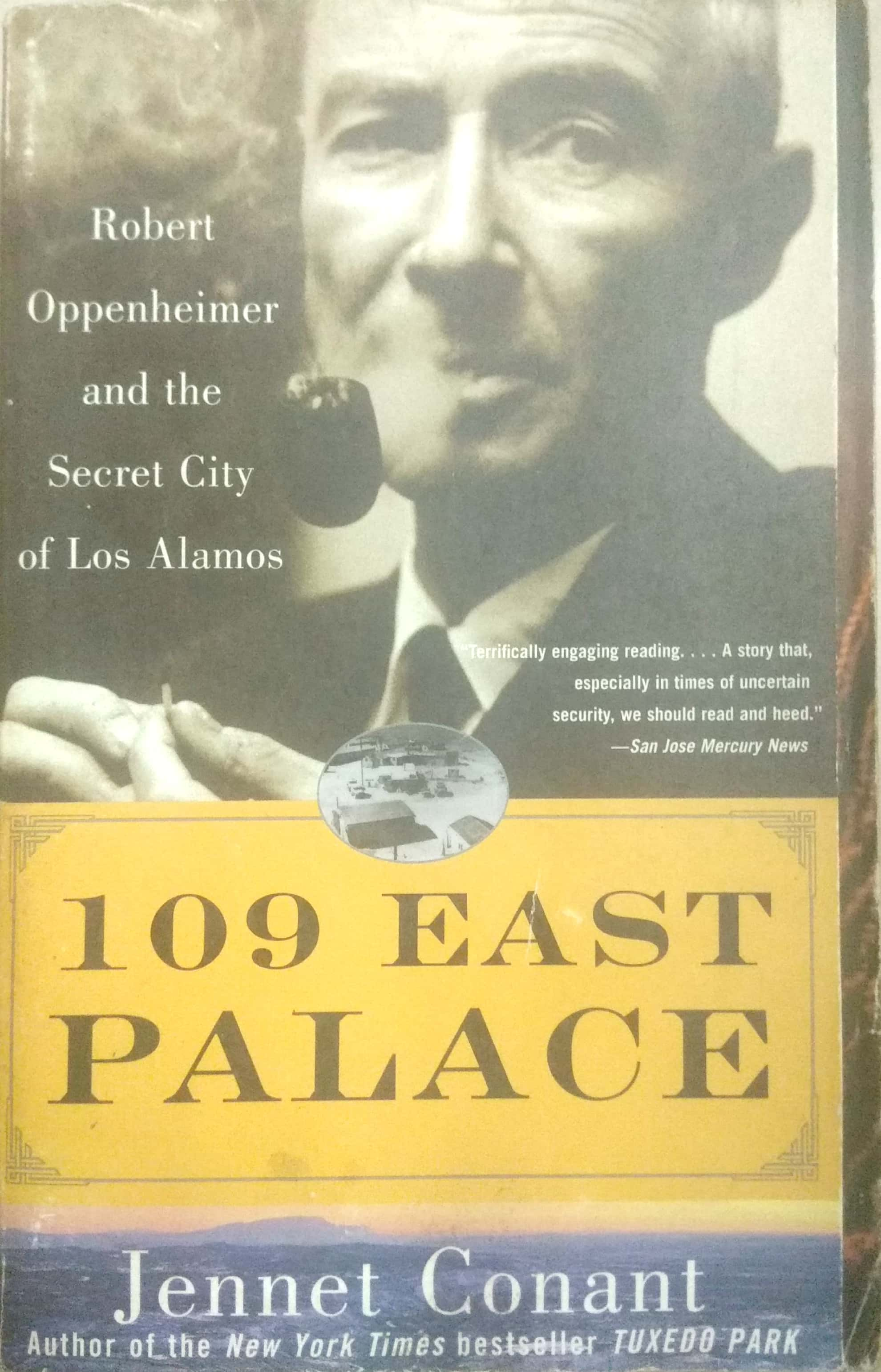 HomeNon-FictionBiographies 109 East Palace: Robert Oppenheimer and the Secret  City of Los Alamos